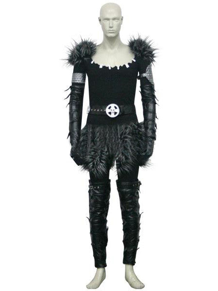 Inspired by Death Note Ryuuku Ryuk Cosplay Costume
