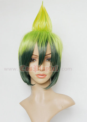 Inspired by Blue Exorcist Amaimon Cosplay Wig High Quality