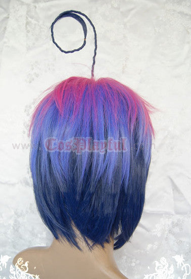 Inspired by Blue Exorcist Mephisto Pheles Cosplay Wig High Quality