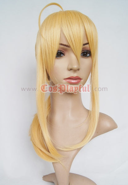 Inspired by FATE ZERO Saber Cosplay Wig