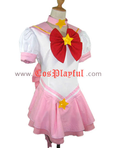 Inspired by Sailor Moon Sailor Chibi Moon Chibiusa Cosplay Costume
