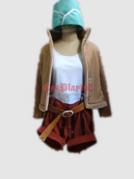 Inspired by One Piece Supernova Jewelry Bonney Cosplay Costume