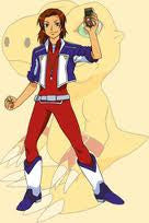 Inspired by Digimon Marcus Damon Cosplay Costume
