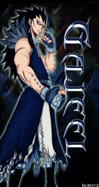 Inspired by Gajeel Redfox from Fairy Tail Cosplay