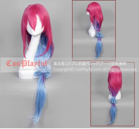 Inspired by A Dark Rabbit Has Seven Lives Saitohimea Cosplay Wig High Quality - Cosplayful