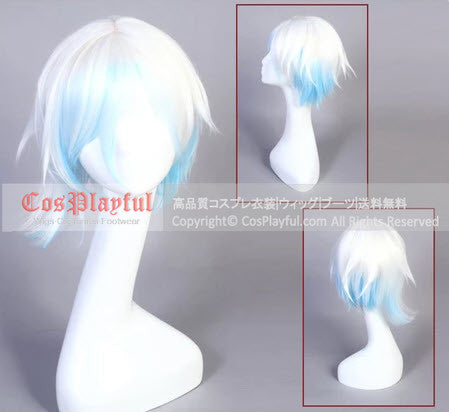 Inspired by Amnesia Ikki Cosplay Wig High Quality - Cosplayful