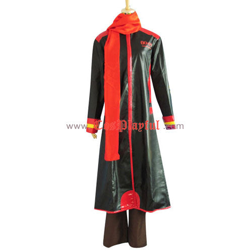 Inspired by Vocaloid Akaito Cosplay Costume