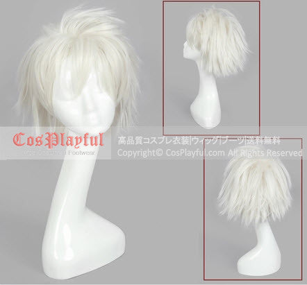 Inspired by Blazblue Ragna the Bloodedge Cosplay Wig High Quality