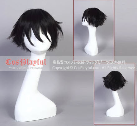 Inspired by Blood-C Shinichirou Tokizane Cosplay Wig High Quality