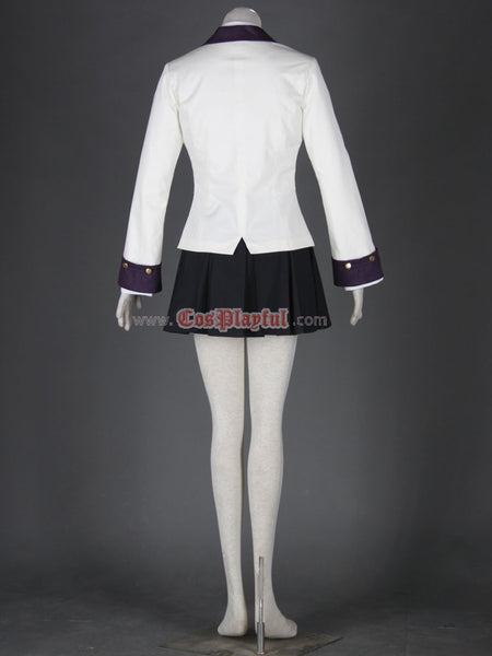 Inspired by Angel Kanade Tachibana from Angel Beats Cosplay Costume