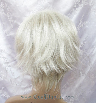 Inspired by Axis Powers Hetalia Prussia Gilbert Beilschmidt Cosplay Wig