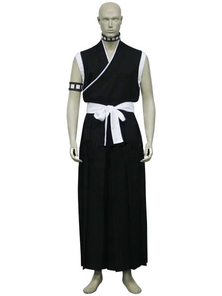 Inspired by Hisagai Shuuhei 9th Division Lieutenant Cosplay -Bleach