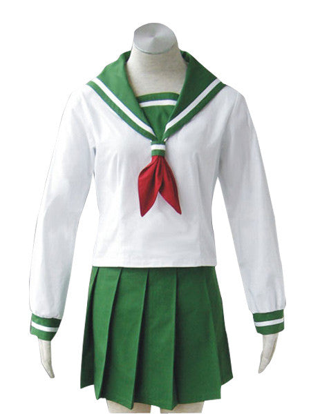 Inspired by Inuyasha Kagome Cosplay Costume
