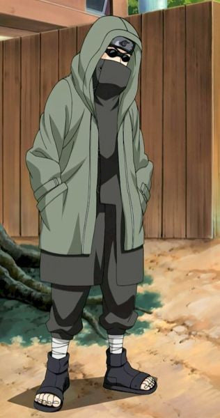 Inspired by Shino Aburame - Shippuden Cosplay
