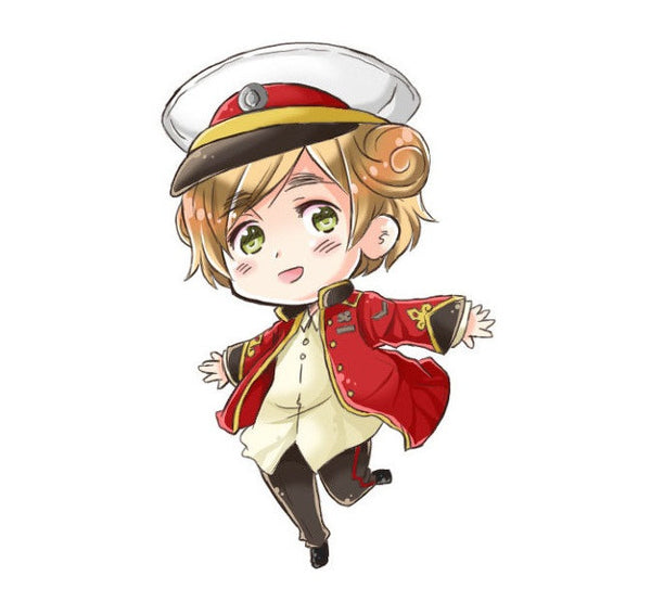 Inspired by Hetalia Axis Powers New Zealand Cosplay Costume
