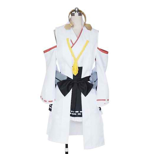 Inspired by Kantai Collection Fleet Girls Cosplay Costume - Ver 1