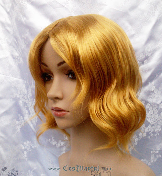Inspired by Hetalia Axis Powers France Francis Bonnefoy Cosplay Wig