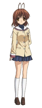 Clannad Nagisa Furukawa Commission Cosplay Costume - Cosplayful