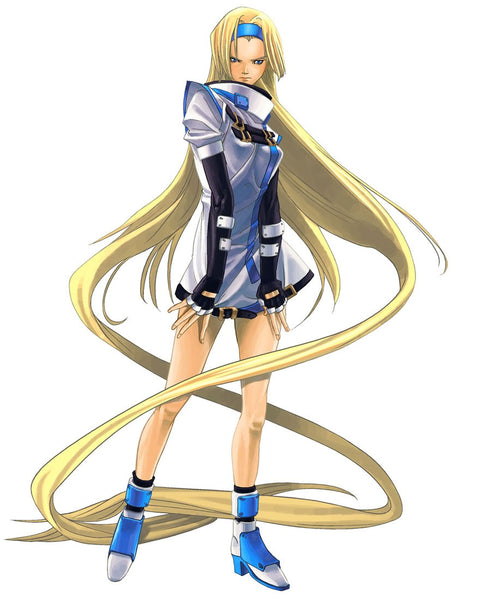 Inspired by Guilty Gear XX Millia Rage Cosplay Costume
