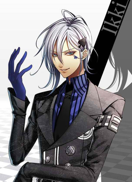 Inspired by Amnesia Ikki Cosplay Costume - Ver 1 - Cosplayful