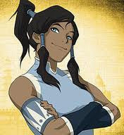 Inspired by Korra from Avatar the Legend of Korra Cosplay Wig