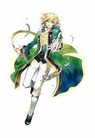 Inspired by Pandora Hearts Jack Vessalius Cosplay Costume