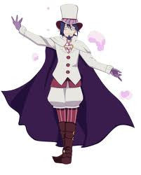 Inspired by Mephisto Pheles from Blue Exorcist Ao No Exorcist Cosplay Costume