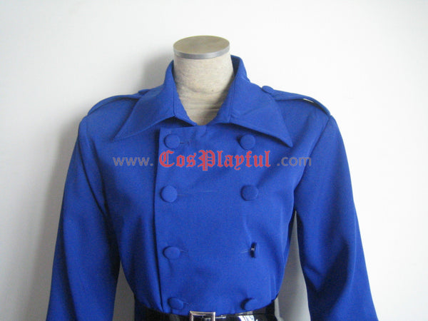 Inspired by Hetalia Axis Powers France Francis Bonnefoy Cosplay Costume 2