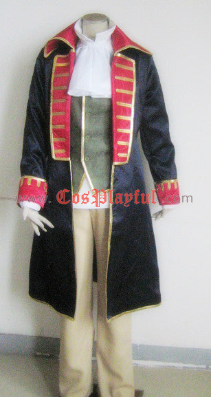 Inspired by Hetalia Prussia / Hungary Gilbert Beilschmidt Cosplay Costume