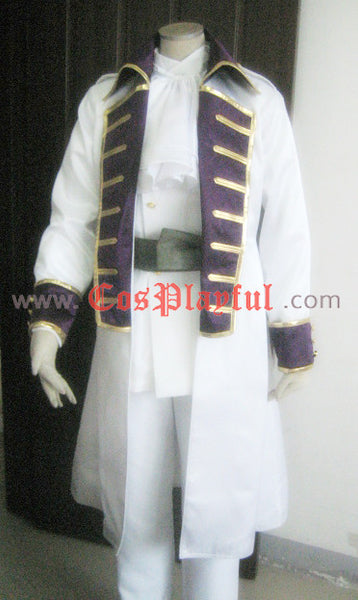 Inspired by Hetalia Prussia / Hungary Gilbert Beilschmidt Cosplay Costume 2