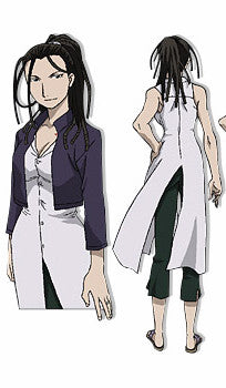 Inspired by Izumi Curtis Full Metal Alchemist Cosplay Costume