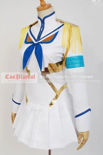 Inspired by Kill La Kill Satsuki Kiryuin Cosplay Costume