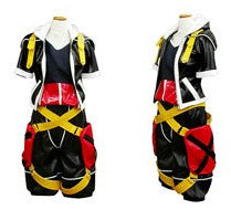 Inspired by Kingdom Hearts 2 Sora Cosplay Costume