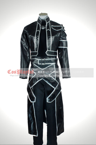 Inspired by Sword Art Online Fairy Dance Kirito Cosplay Costume