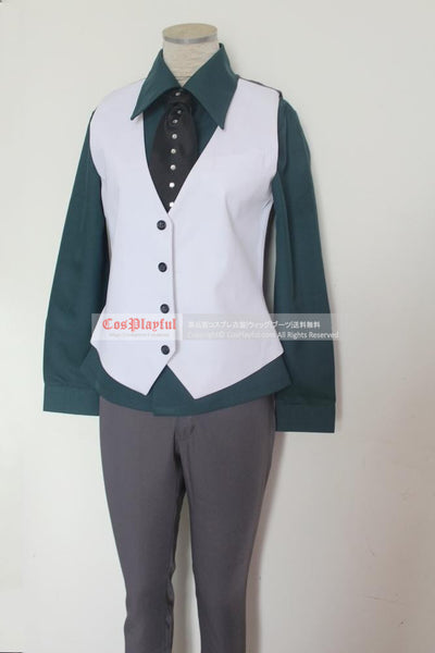 Inspired by Tiger & Bunny Kotetsu T. Kaburagi Cosplay Costume