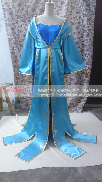 Inspired by Sona from League of Legends Cosplay Costume
