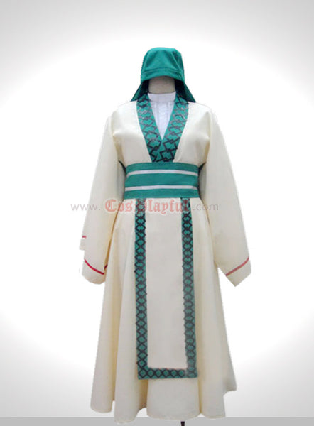 Inspired by Ja'far from Magi: The Labyrinth of Magic Cosplay Costume