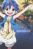 Aladdin from Magi: The Labyrinth of Magic Cosplay Wig High Quality - Cosplayful