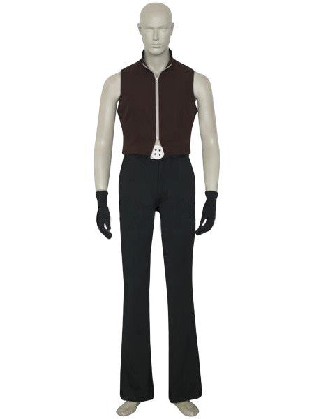 Inspired by Death Note Mello Cosplay Costume