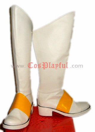 Inspired by Code Gease The Emperor Cosplay Boots