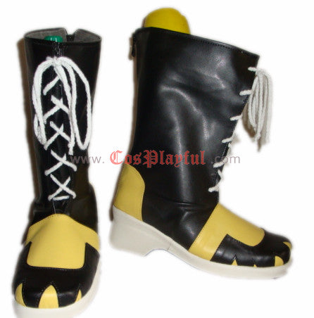 Inspired by Soul Eater Evans Cosplay Boots
