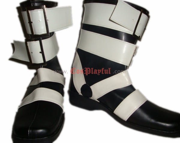Inspired by Soul Eater Maka (Kara) Albarn Cosplay Shoes / Cosplay Boots