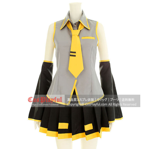 Inspired by Vocaloid Neru Akita Cosplay Costume