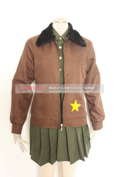 Inspired by Nyotalia Emily F. Jones America Cosplay Costume