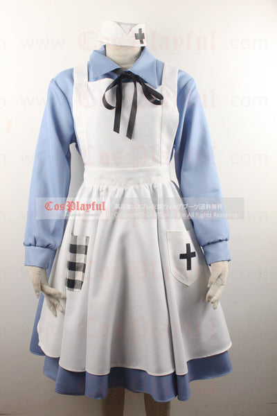 Inspired by Nyotalia Alice Kirkland England Cosplay Costume