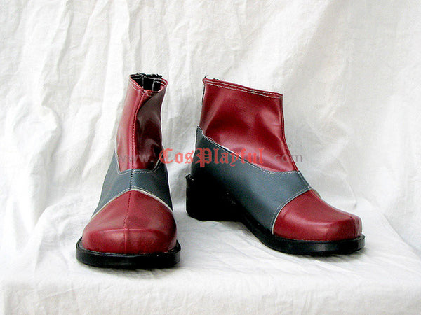 Inspired by Tales of the Abyss Luke Cosplay Shoes / Cosplay Boots