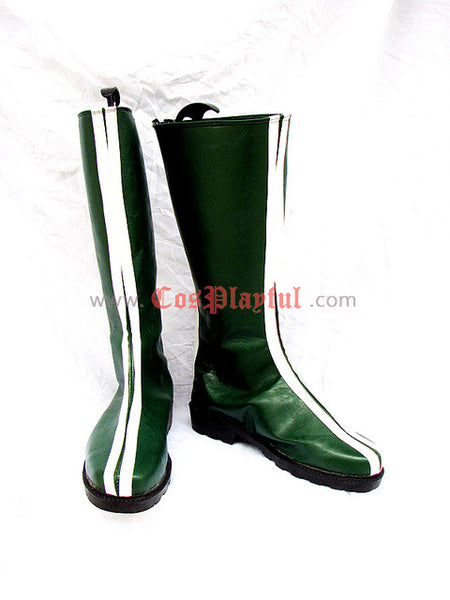Inspired by Air Gear Genesis Simca Cosplay Boots