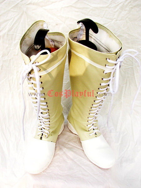 Inspired by Final Fantasy 7 Yuffie Kisaragi Cosplay Boots