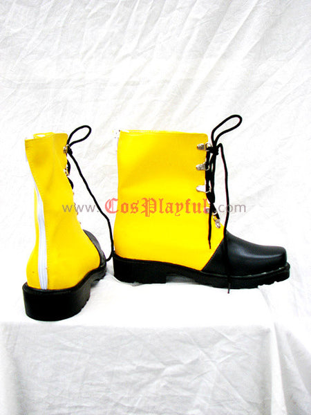 Inspired by Final Fantasy X 10 Tidus Cosplay Boots ?????????????? ?????????????????????