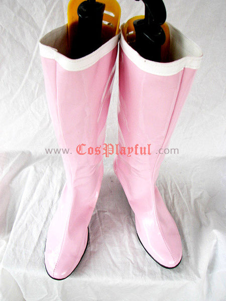 Inspired by Sailor Mini Moon Rini / Chibiusa Cosplay Boots